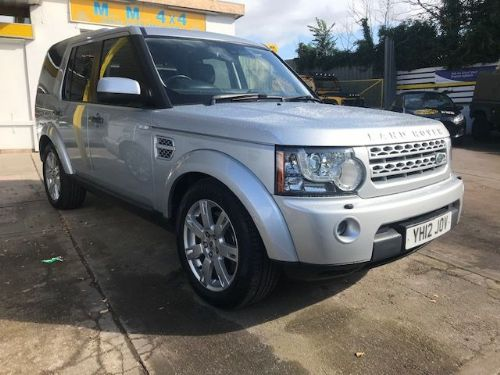 ***SOLD***Discovery 4 SDV6 3.0 GS Auto 2012***SOLD***